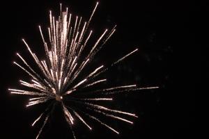 Oud-en-Nieuw Vuurwerk