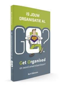 Cover is jouw organisatie al GO - Bert Dikmans
