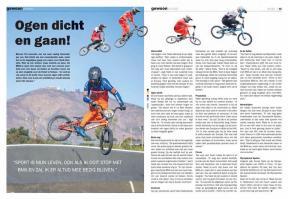 Niels Bensink is professioneel BMX-er. Hij vertelt over zijn bijzondere leven https://issuu.com/stedendriehoek/docs/nieuwsblad_stedendriehoek_gewoon_vo_e92209484b94a3