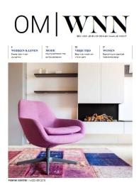 Cover van magainze OmWonen editie 5, september2018 https://issuu.com/liselotte48/docs/omwonen_editie5