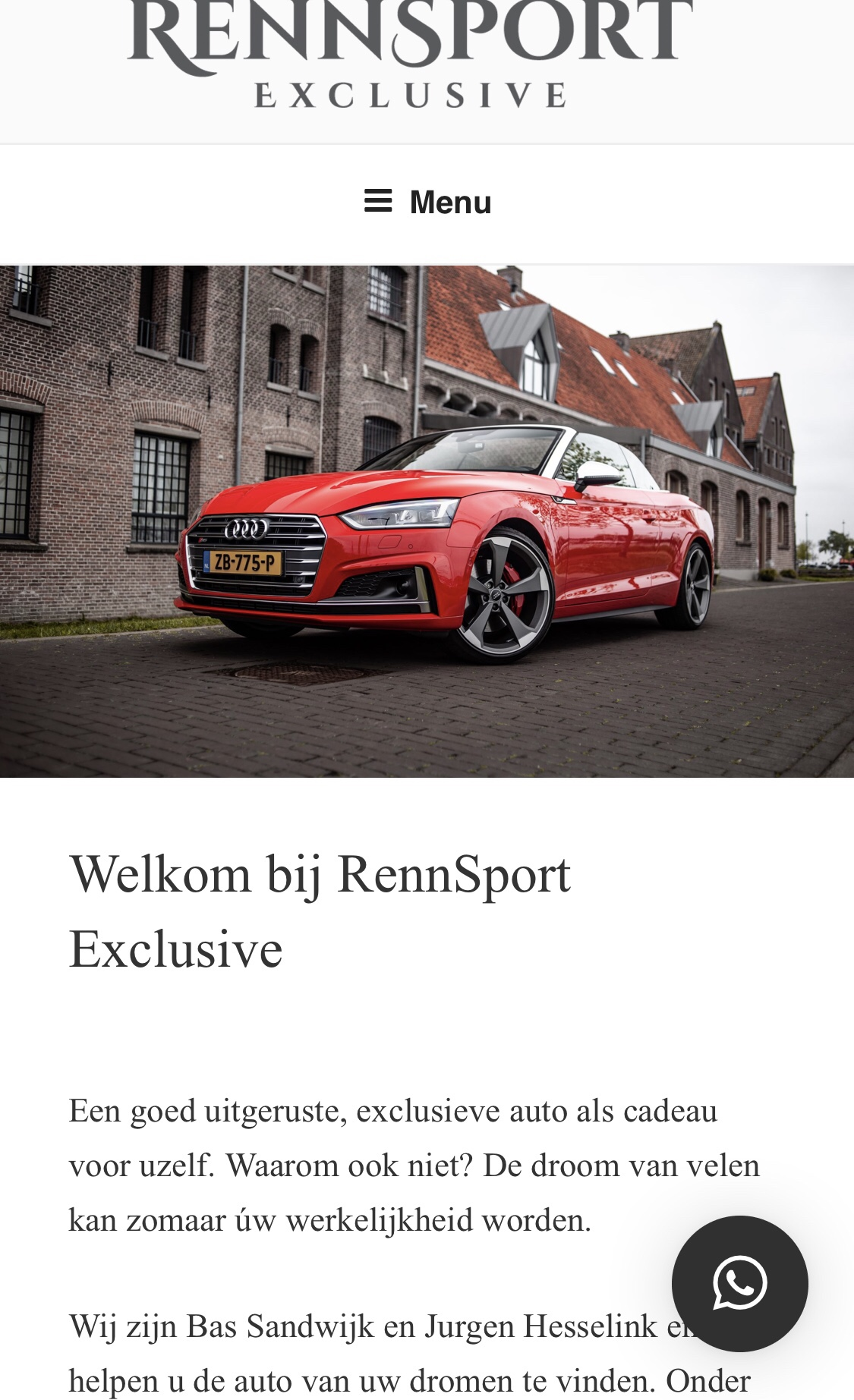 RennSport Exclusive